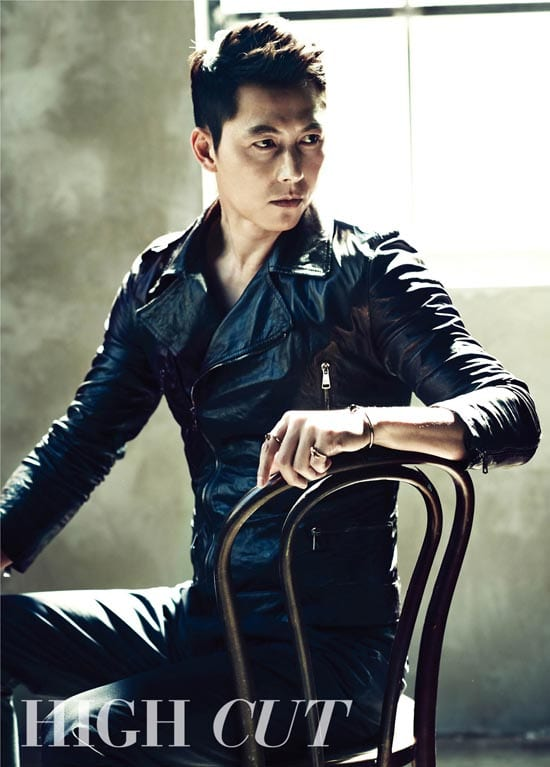 » Jung Woo Sung » Korean Actor & Actress
