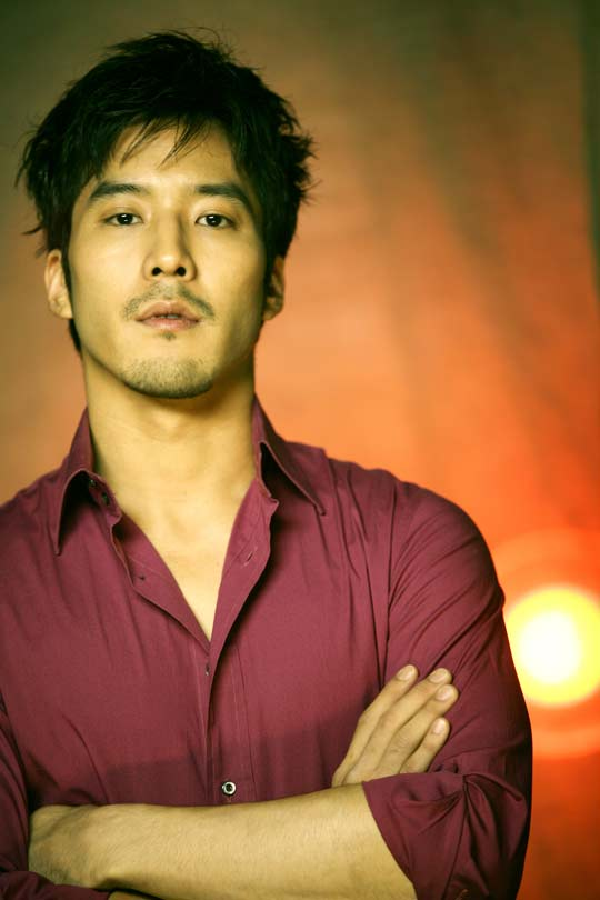 if you have any Jung Woo Sung pics want to share with other fans