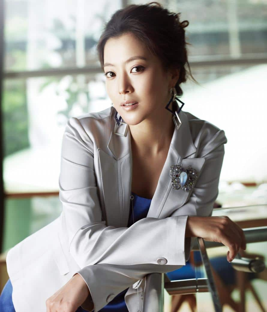 Star Tv Links: » Kim Hee Sun » Korean Actor & Actress