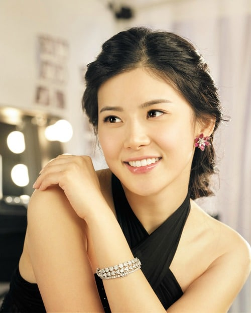 The most beautiful Korean actresses (not rank) - Random