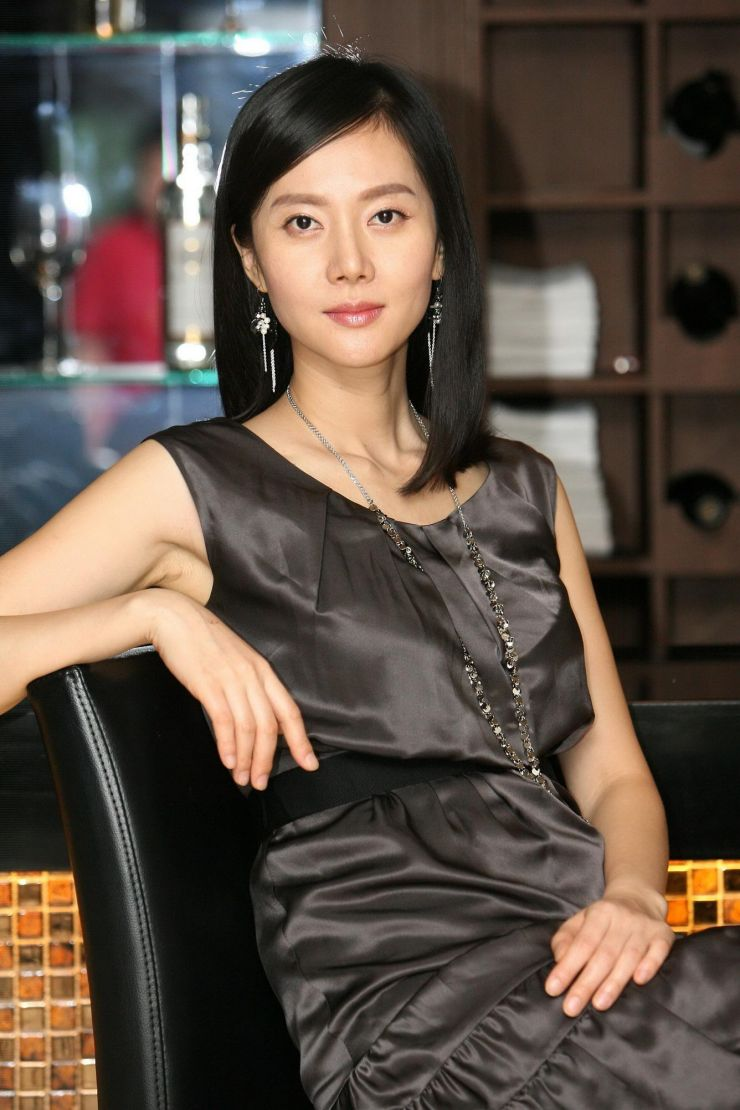 Yum Jung Ah �� Korean Actor and Actress