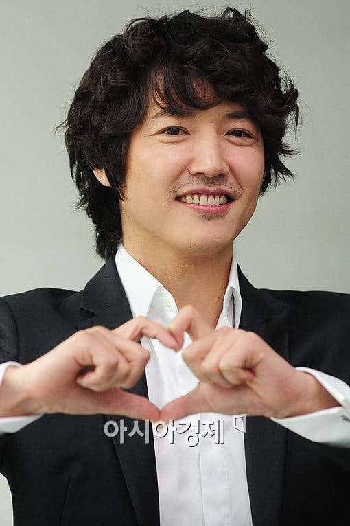 » Yoon Sang Hyun » Korean Actor & Actress