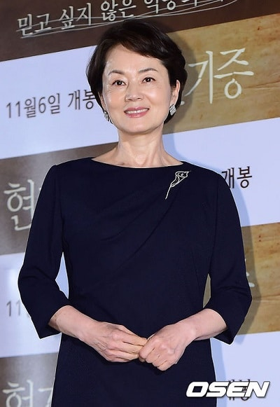 Kim Young Ae 01