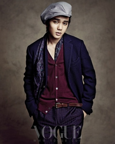Yoo Seung Ho Korean Actor