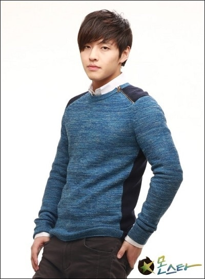 » Kang Ha Neul » Korean Actor & Actress