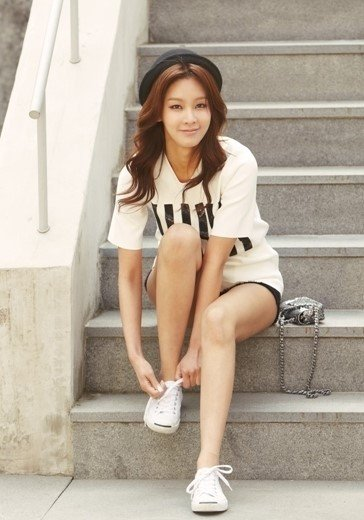 Hwang So Hee 01